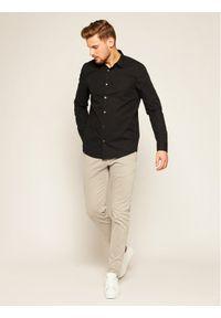 Czarna koszula casual Calvin Klein Jeans
