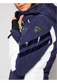 Rossignol Kurtka narciarska Courbe Ski RLIWJ08 Granatowy Slim Fit. Kolor: niebieski