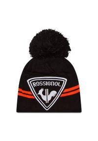 Czarna czapka zimowa Rossignol