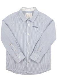 Pepe Jeans Koszula PB301730 Niebieski Regular Fit. Kolor: niebieski
