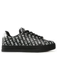 Versace Jeans Couture Sneakersy E0VWASKL Czarny. Kolor: czarny