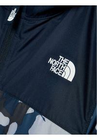 Niebieska kurtka przejściowa The North Face #3