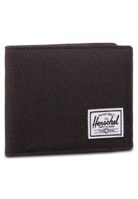 Czarny portfel Herschel
