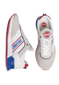 Colmar Sneakersy Travis Runner 030 Biały. Kolor: biały #2