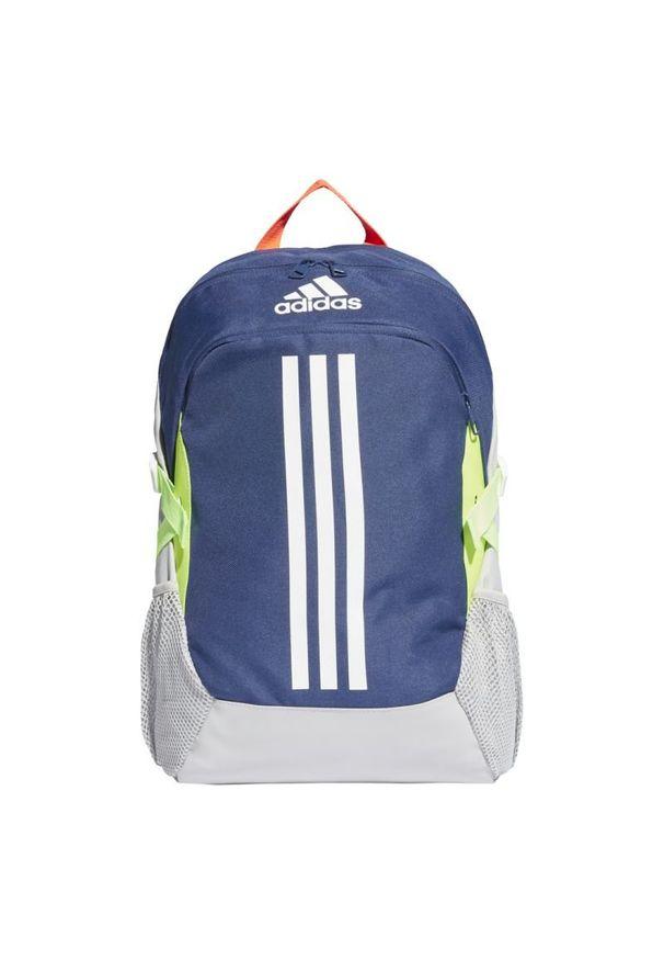 Plecak Adidas casualowy, w kolorowe wzory