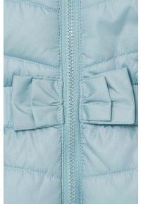 Niebieska kurtka Mayoral z kapturem #3