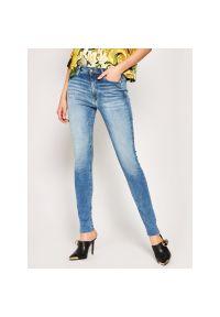 Niebieskie jeansy slim Tommy Jeans