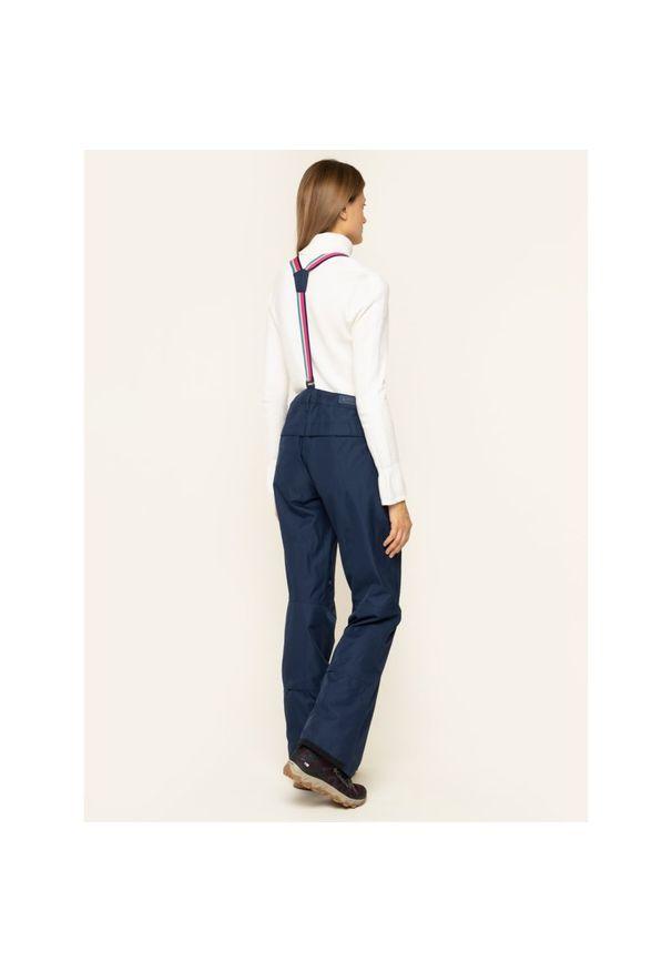 Niebieskie spodnie narciarskie Burton