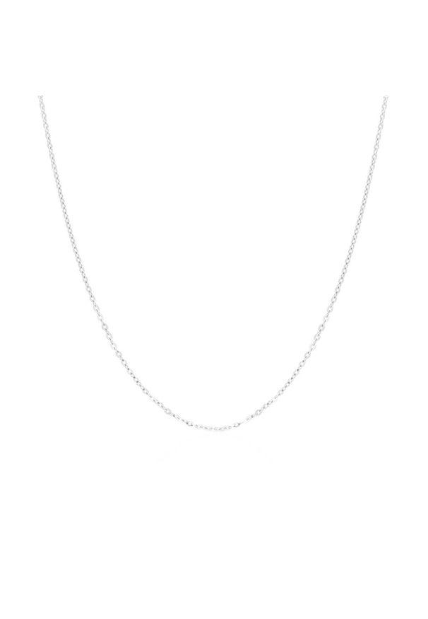 W.KRUK Złoty Łańcuszek - złoto 375 - ZUN/LA401B. Materiał: złote. Kolor: złoty. Wzór: ze splotem