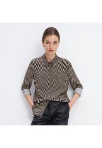 Mohito - Wzorzysta koszula z wiskozy - Wielobarwny. Materiał: wiskoza