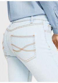Zielone jeansy bonprix klasyczne