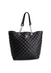 Czarna torebka klasyczna Eva Minge klasyczna