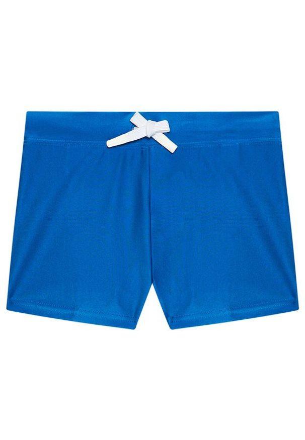 Reima Kąpielówki Simmari 526421 Granatowy. Kolor: niebieski