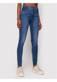 Levi's® Jeansy 720™ 52797-0259 Niebieski Super Skinny Fit. Kolor: niebieski