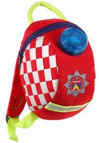 LittleLife plecak Emergency Service Toddler Backpack 2l, fire