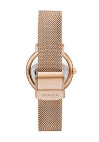 Skagen - Zegarek SKW2837. Kolor: złoty