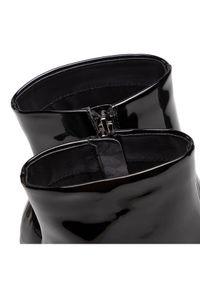 Czarne botki Gino Rossi #6