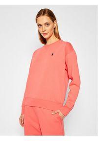 Różowa bluza Polo Ralph Lauren polo