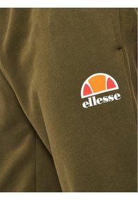 Zielone spodnie dresowe Ellesse #5