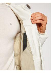 Rains Kurtka puchowa Unisex 1507 Biały Casual Fit. Okazja: na co dzień. Kolor: biały. Materiał: puch. Styl: casual