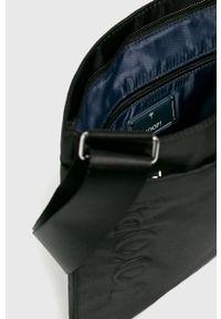 Czarna torba JOOP! casualowa