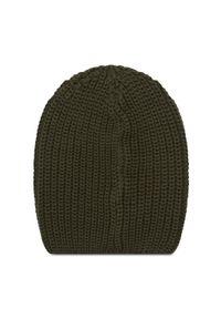 Zielona czapka zimowa Togoshi