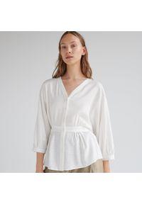 Biała bluzka Reserved
