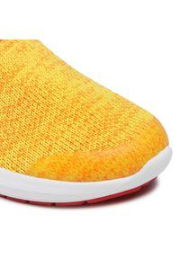 Reima - Sneakersy REIMA - Bouncing 569413-2440 Mango 2440. Zapięcie: bez zapięcia. Kolor: żółty. Materiał: materiał. Szerokość cholewki: normalna #4