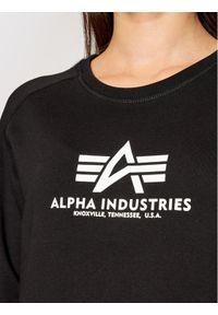 Czarna bluza Alpha Industries