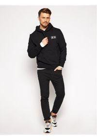 Czarna bluza Element z motywem z bajki