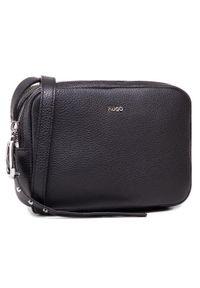 Czarna torebka Hugo
