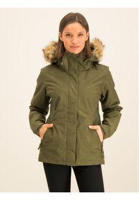Zielona kurtka sportowa Roxy narciarska