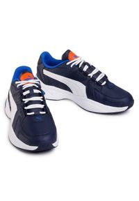Niebieskie sneakersy Puma