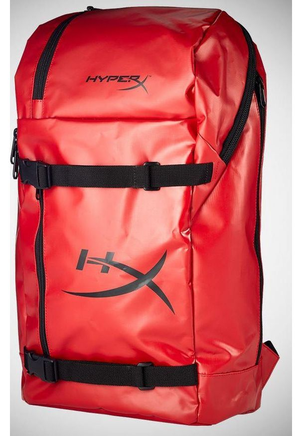 Czerwony plecak na laptopa Kingston