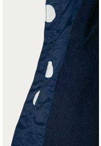 Niebieska kurtka OVS z kapturem, na co dzień, casualowa