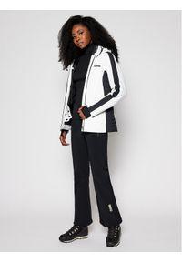 Czarne spodnie sportowe Colmar narciarskie
