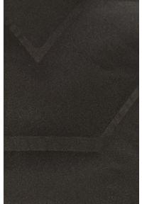 Czarna kurtka Geox casualowa, bez kaptura, na co dzień