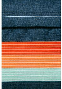 Quiksilver - Plecak. Kolor: niebieski. Materiał: poliester