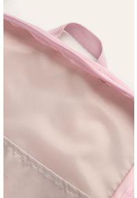 Różowy plecak Reebok w paski