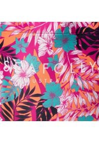 Różowa torba plażowa Seafolly klasyczna