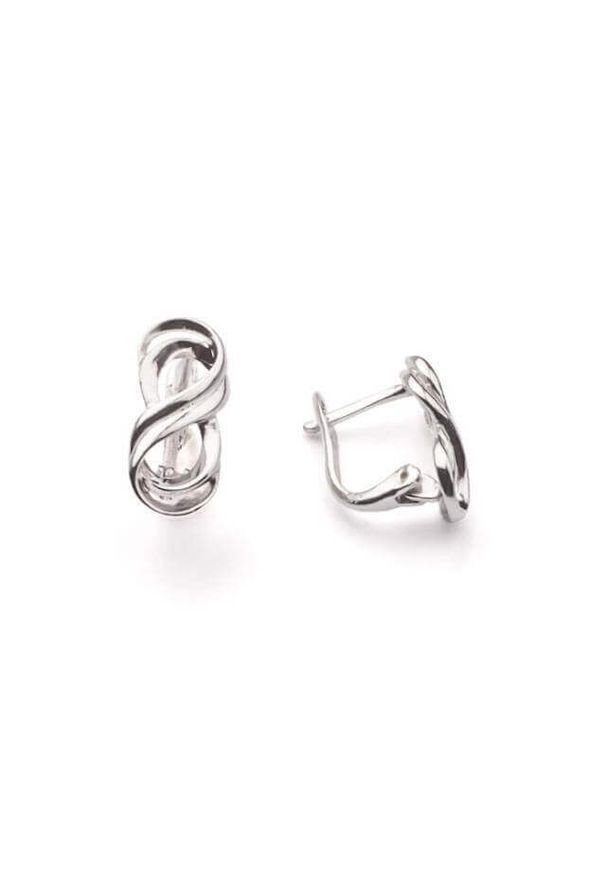 Polcarat Design - Kolczyki srebro K3 1684. Materiał: srebrne