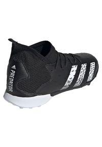 Adidas - Buty piłkarskie dla dzieci adidas Predator Freak 3 TF JR FY1039. Zapięcie: sznurówki. Materiał: materiał, syntetyk. Szerokość cholewki: normalna. Sport: piłka nożna