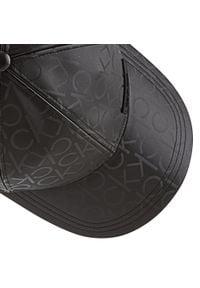 Calvin Klein - Czapka z daszkiem CALVIN KLEIN - Bb Cap K50K506729 BAX. Kolor: czarny. Materiał: poliester, materiał