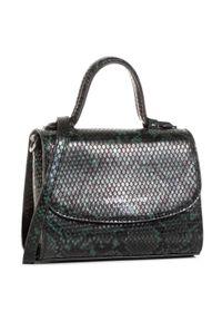 Czarna torebka klasyczna Kendall + Kylie klasyczna