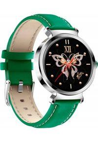 Smartwatch Bakeeley SD-1 Zielony. Rodzaj zegarka: smartwatch. Kolor: zielony