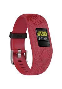 Czerwony zegarek GARMIN #4