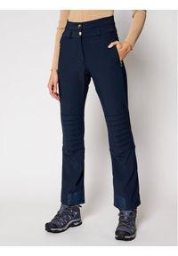 Niebieskie spodnie sportowe Helly Hansen narciarskie