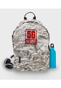 MegaKoszulki - Plecak fullprint 5G Ready. Materiał: materiał. Wzór: nadruk