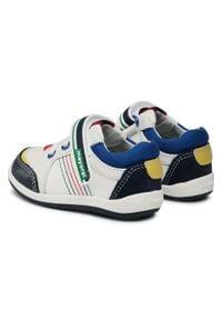 Mayoral - Sneakersy MAYORAL - 41278 Blanco 32. Okazja: na spacer, na co dzień. Zapięcie: rzepy. Kolor: biały. Materiał: skóra, materiał. Szerokość cholewki: normalna. Styl: casual