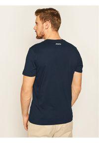 Musto T-Shirt 82020 Granatowy Regular Fit. Kolor: niebieski #4